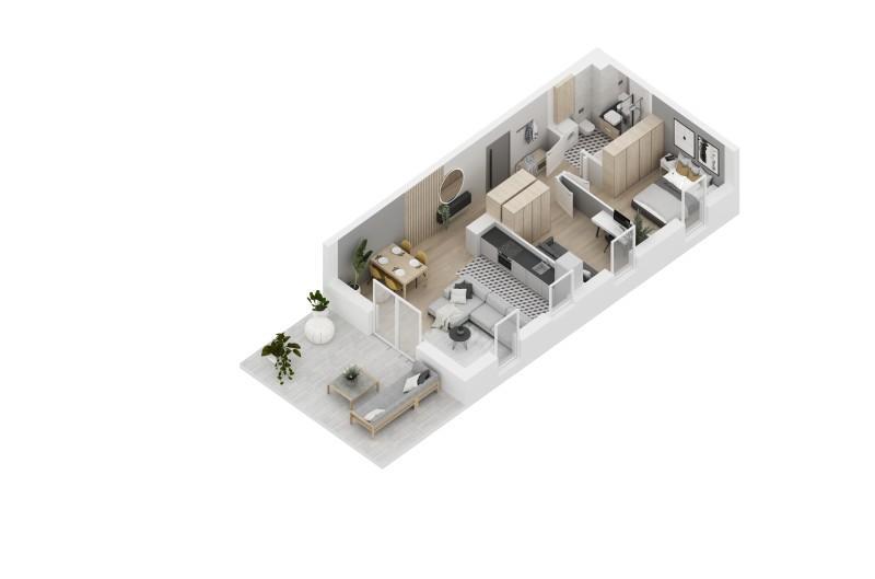 Mieszkanie M2.1