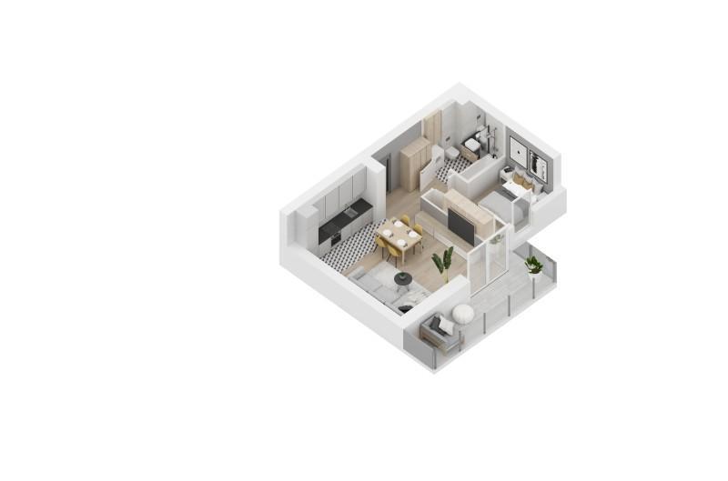 Mieszkanie M2.17