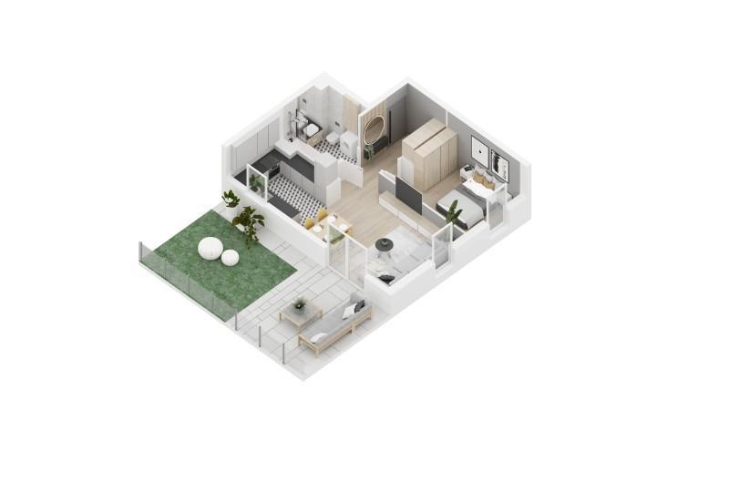Mieszkanie M2.2