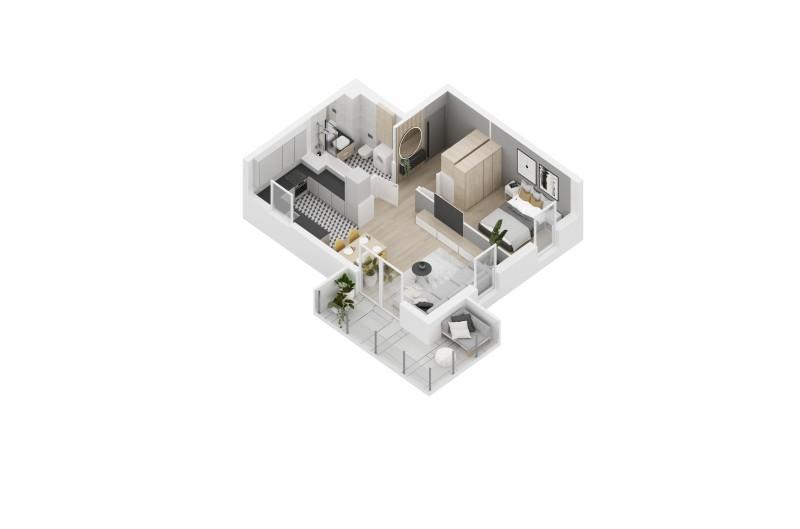 Mieszkanie M2.23