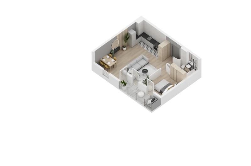 Mieszkanie M2.25