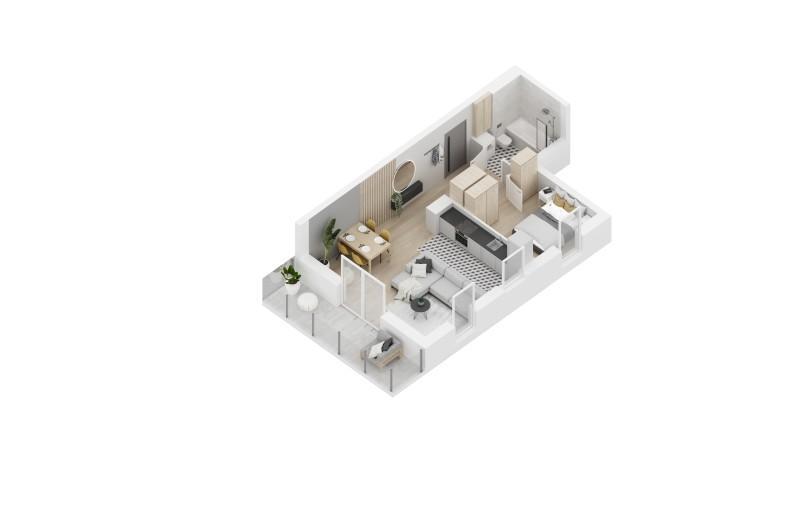 Mieszkanie M2.29