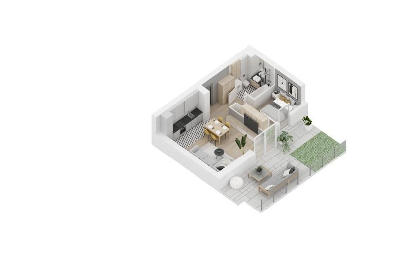 Mieszkanie M2.3