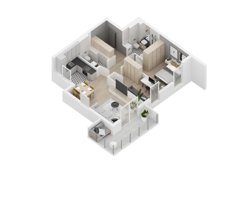Mieszkanie M2.33