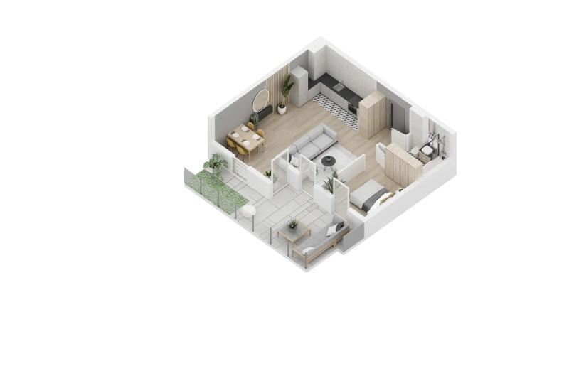 Mieszkanie M2.4