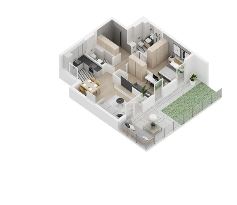 Mieszkanie M2.5