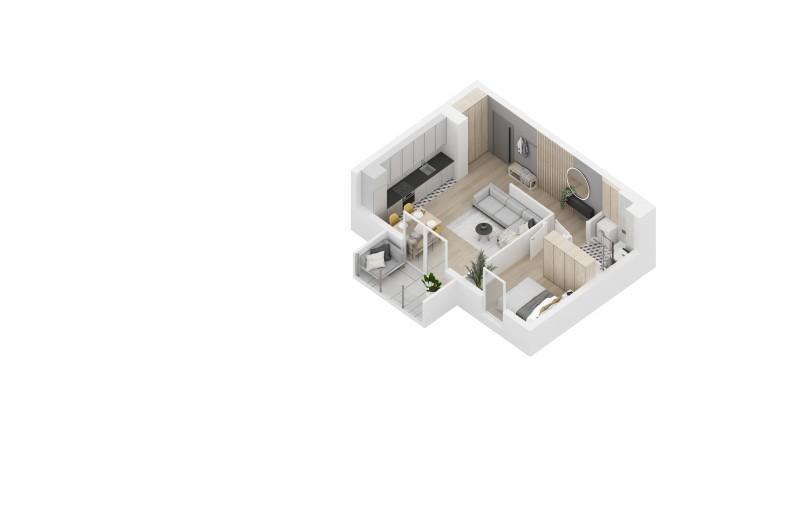 Mieszkanie M2.6
