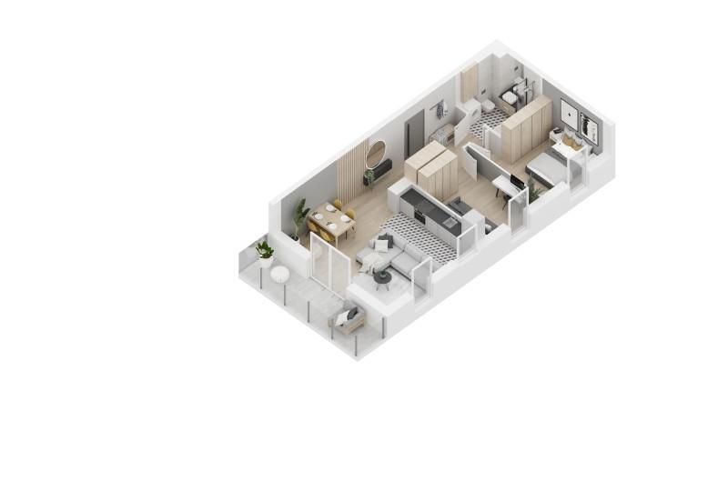 Mieszkanie M2.8